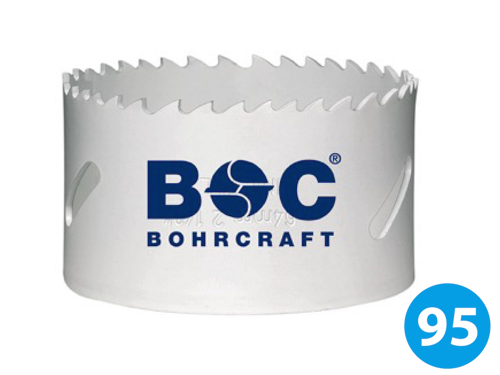 BiMetall Lochsäge ø95 mm HSS-E kobaltlegiert